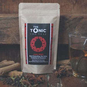Loose Tea Chai Spice by The Tonic Teas