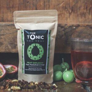 Loose Tea Vibrant Lemon by The Tonic Teas